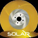 HSS Solar fűrésztárcsa