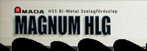 Magnum HLG fűrészszalag