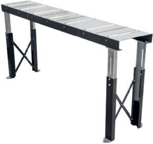 M görgős asztal